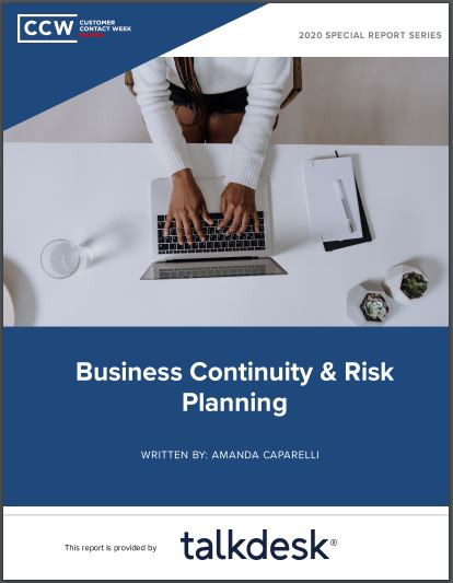 Special Report: Business Continuity & Risk Planning