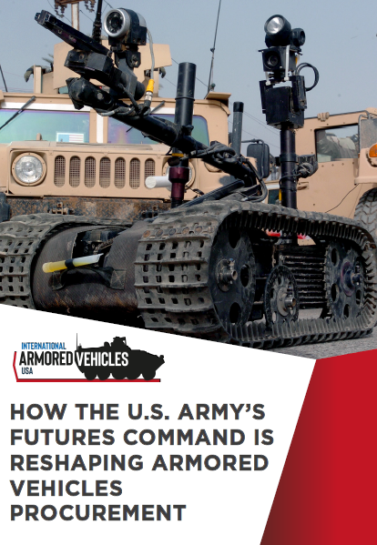 How the U.S. Army's Futures Command is reshaping armored vehicles procurement