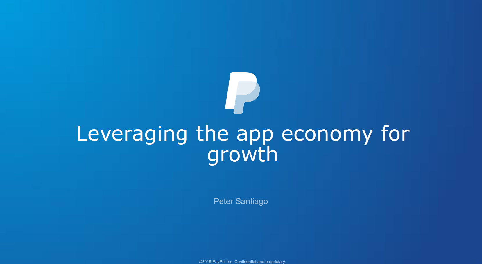Leveraging the App Economy For Growth