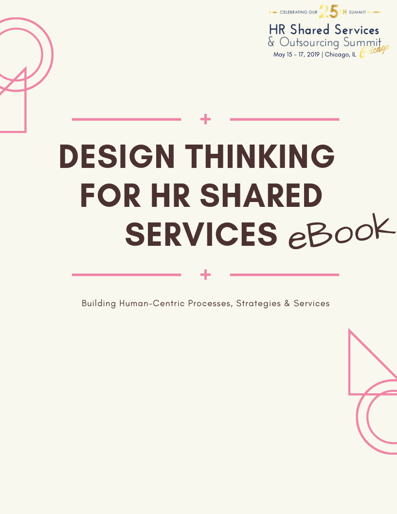 Design Thinking for HR Shared Services eBook
