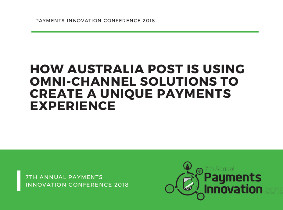 How Australia Post is using omni-channel solutions to create a unique e-commerce experience