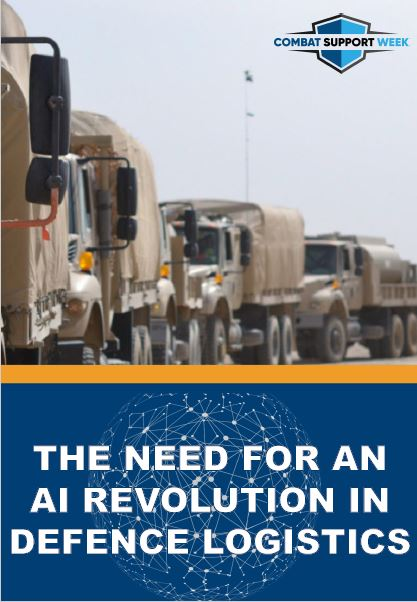The need for an AI revolution in defence logistics