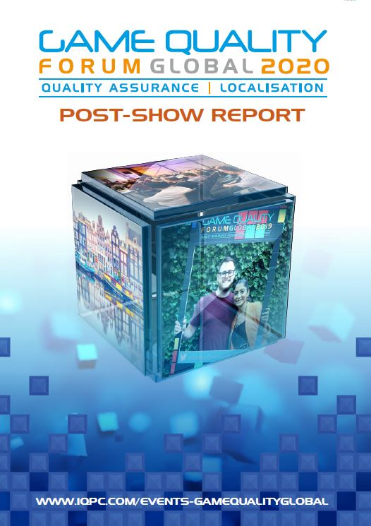 The 2019 Game Quality Forum Post-Show Report