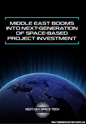 Report on Middle East Booms Into Next-Generation of Space-Based Project Investment
