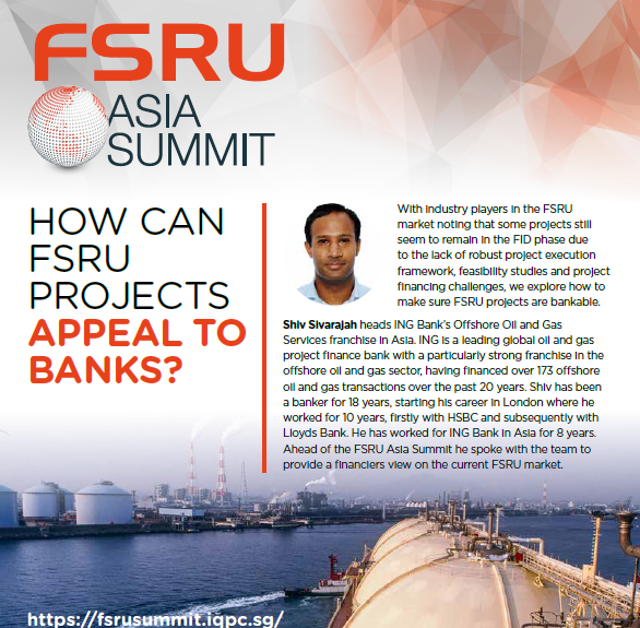 How can FSRU Projects Appeal to Banks?