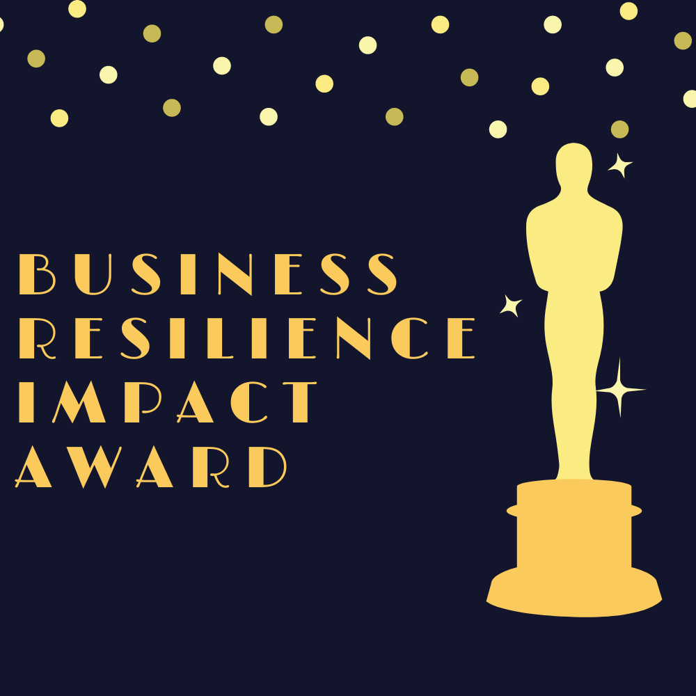SSOW 2020 Impact Award Nomination: Business Resilience Impact Award