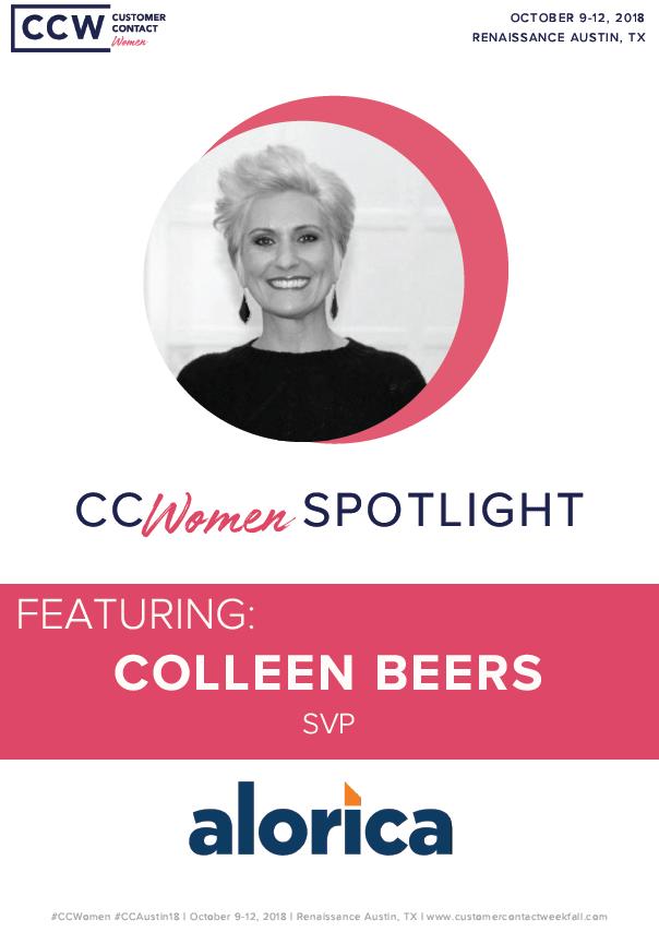 CCWomen Spotlight: Colleen Beers