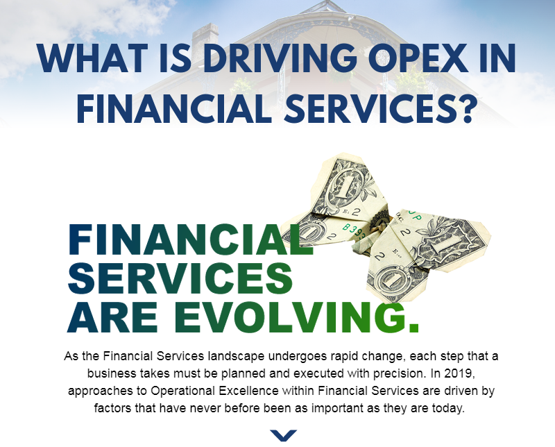 What is Driving OPEX in Financial Services?