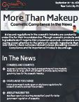 More Than Makeup: Cosmetic Compliance In the News