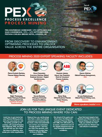 Process Mining 2020 Agenda