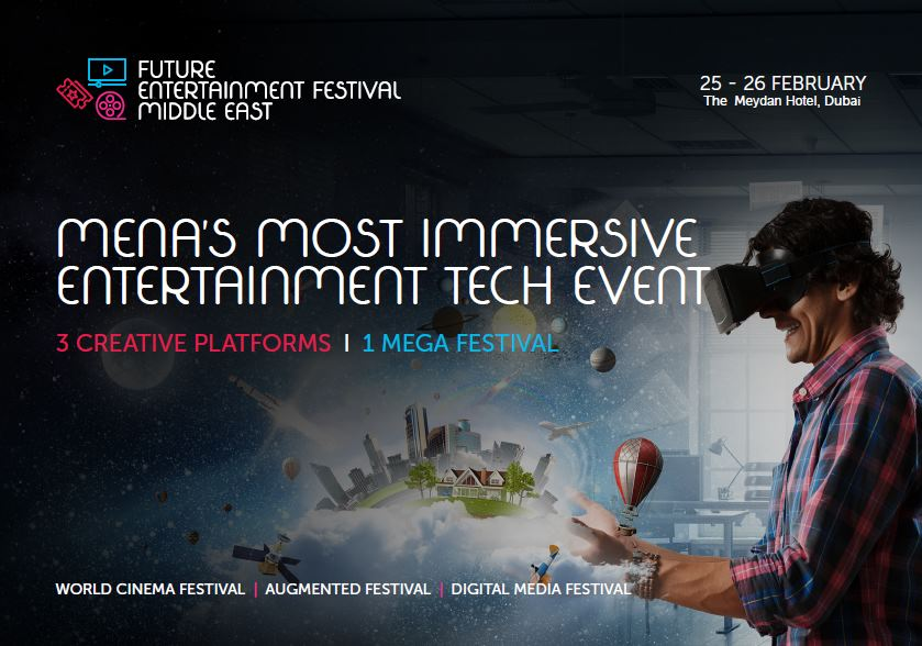 Sponsorship Prospectus: Future Entertainment Festival Middle East