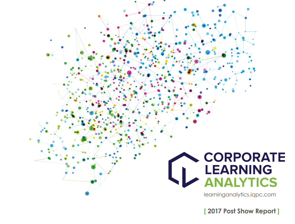 Corporate Learning Analytics - See Last Year's Post Show Report!