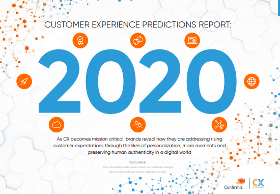 2020 Customer Experience Predictions Report
