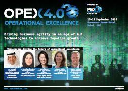 OPEX 4.0 Agenda