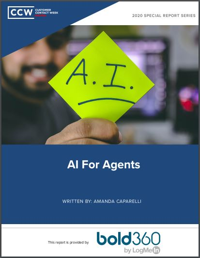 Special Report: AI for Agents