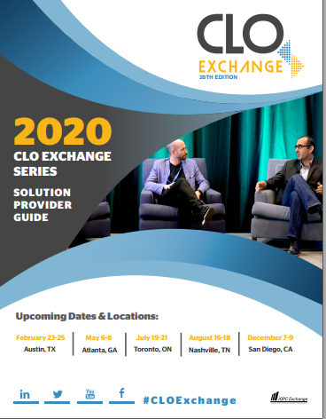 2020 CLO Series Solution Provider Guide