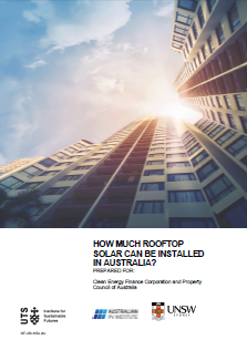 How Much Rooftop Solar Power Can Be Installed In Australia?