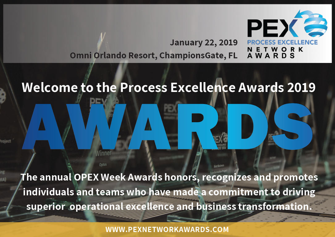 PEX Awards Brochure