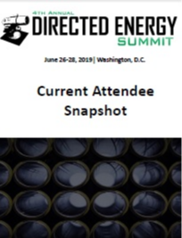 Directed Energy Systems 2019: Current Attendee Snapshot