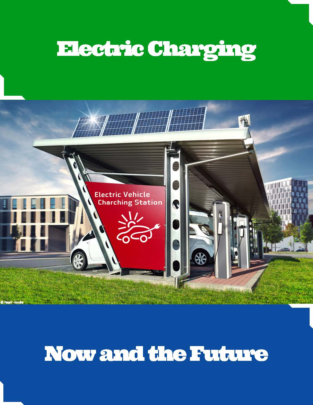 Download the Report on Electric Charging - Now and in the Future