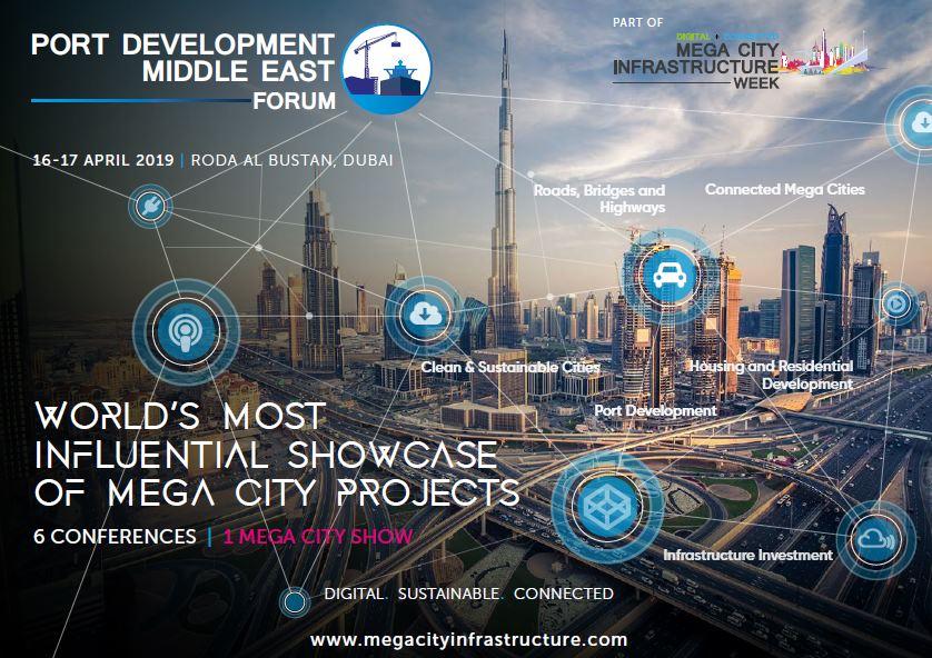 Port Development Middle East Forum - Brochure