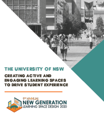 UNSW: Creating Active and Engaging Learning Spaces to Drive Student Experience
