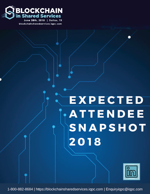 Expected Attendee Snapshot 2018