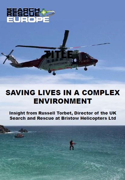 Saving lives in a complex environment: Insight from Russell Torbet, Bristow
