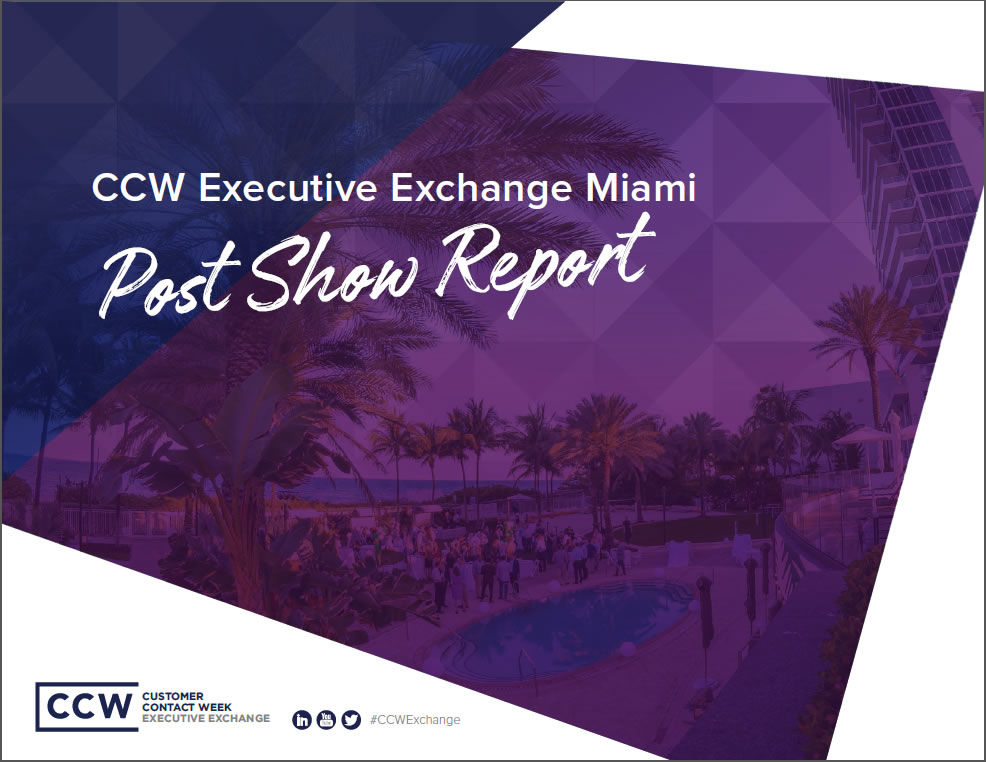 2019 Post Show Report | CCW Executive Exchange Miami