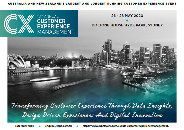 Event Guide | Customer Experience Management 2020