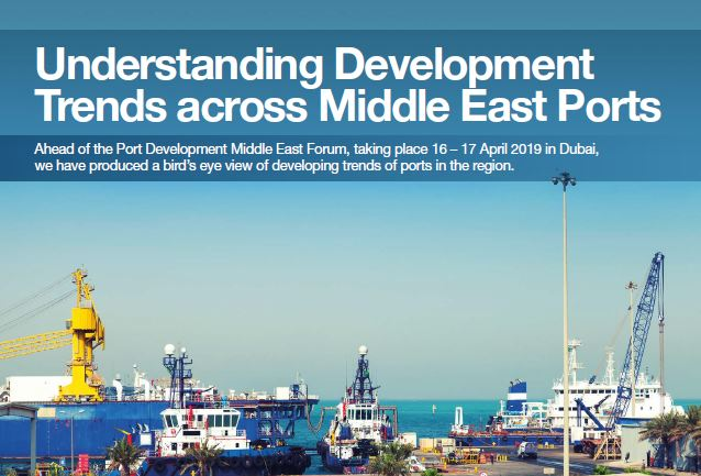 Port development trends across the Middle East