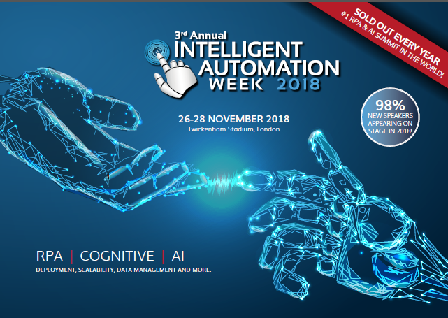 View your Event Guide – 3rd Annual Intelligent Automation Week 2018