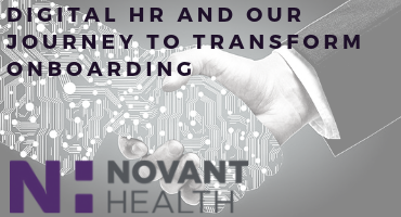 Digital HR and Our Journey to Transform Onboarding