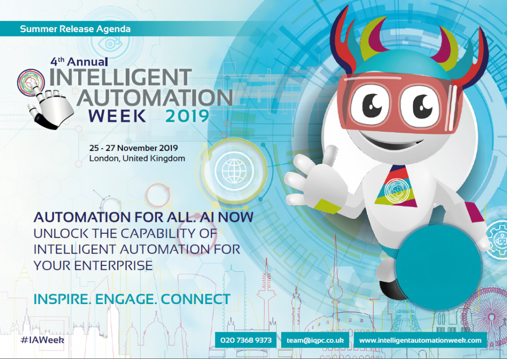 Download IA Week 2019 Event Guide