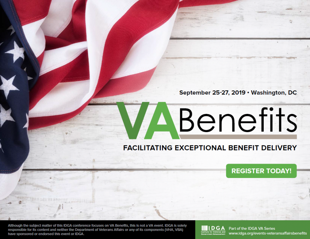 VA Benefits Executive Summit Official Agenda