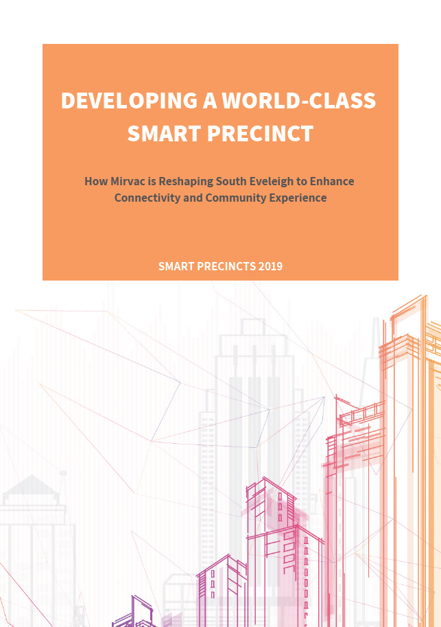Developing a World-Class Smart Precinct: How Mirvac is Reshaping South Eveleigh to Enhance Connectivity and Community Experience