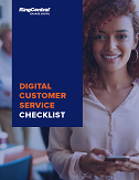Digital Customer Service Checklist