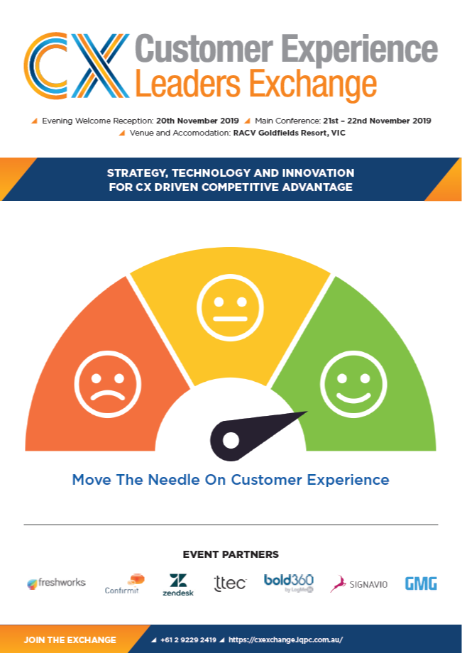 View Event Guide | Customer Experience Leaders Exchange 2019