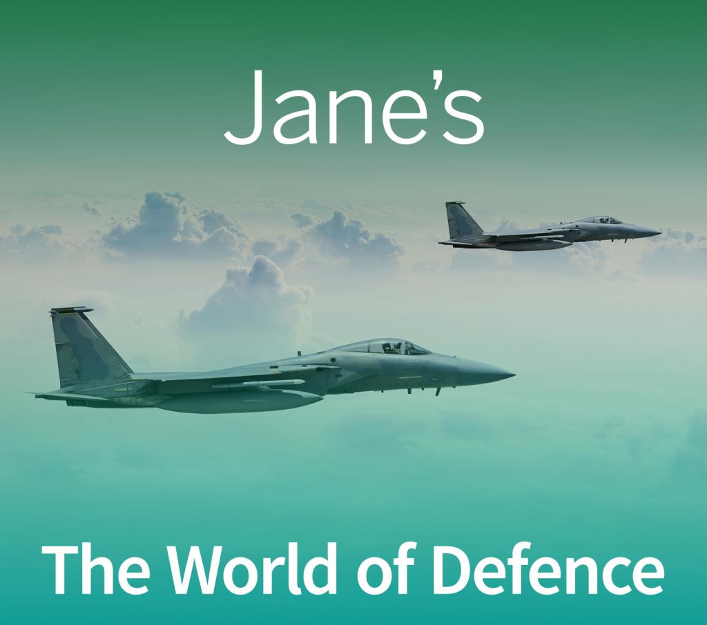 IAV 2020 Podcast by Jane's