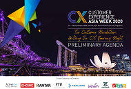 Preliminary Agenda - Customer Experience Week Asia 2020