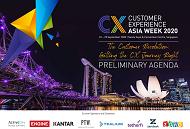 Preliminary Agenda - Customer Experience Week Asia 2020