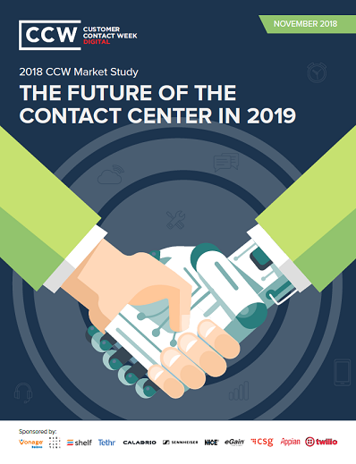 CCW Market Study: The Future of the Contact Center in 2019