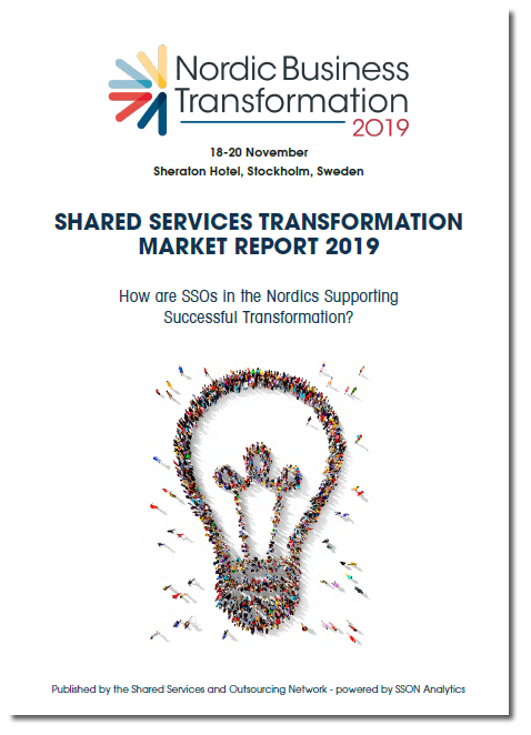 Nordic Business Transformation Benchmarking Report 2019