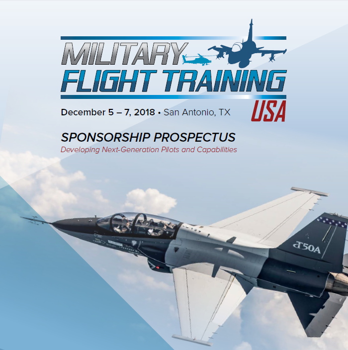 Military Flight Training USA Sponsorship Prospectus