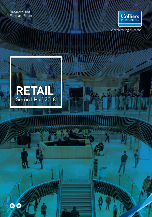 Retail Research and Forecast Report 2018