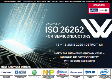 Partner Content - 3rd Int'l Conference Guidance of ISO 26262 to Semiconductors - Get the Info!