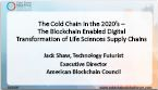 KEYNOTE: The Cold Chain in the 2020's