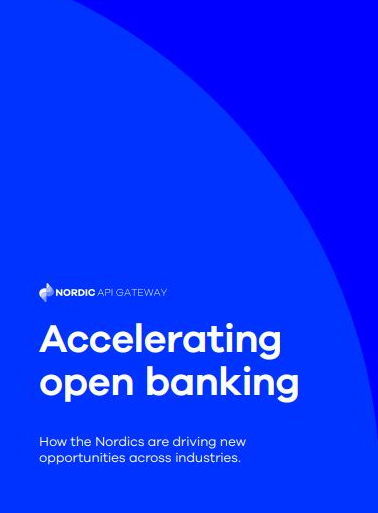 Accelerating Open Banking
