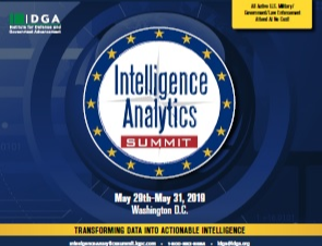 Intelligence Analytics Summit 2019 Agenda