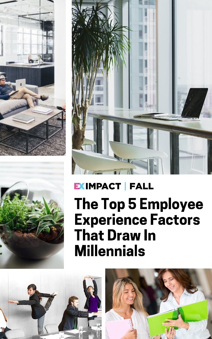 The Top 5 Employee Experiences & Perks That Draw In Millennials